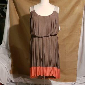 Jessica Simpson Color-block Dress